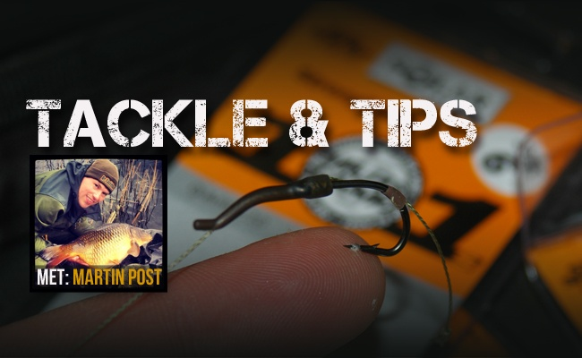 Tackle & Tips met Martin Post – Februari
