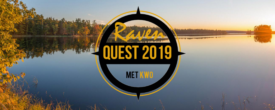 De ontknoping van de Raven Quest 2019