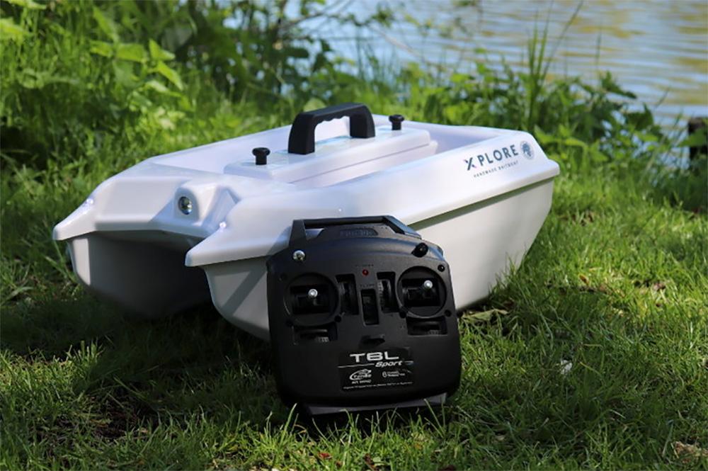 Vijf tips hoe je met de Xplore baitboat meer vis kan vangen!