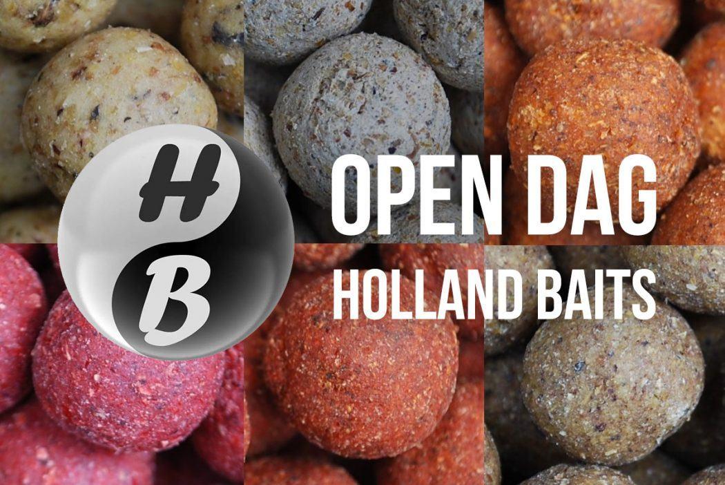 Save the date: Holland Baits organiseert op 12 januari een OPEN DAG