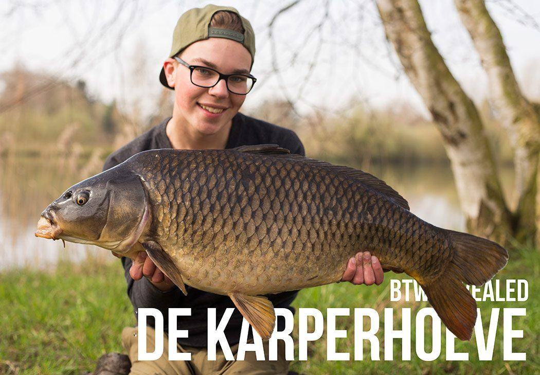 BTW Revealed: Timmy's Lake van The Carp Specialist