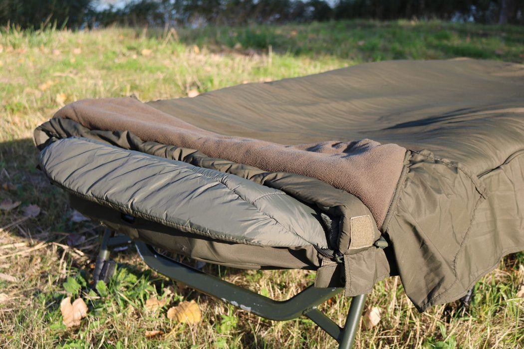 KWO Fieldtest – Solar SP C-tech sleeping bag