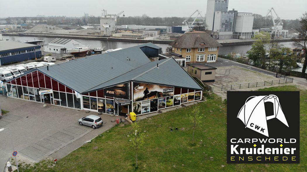 Deze zaterdag: Open dag Carpworld Kruidenier in Enschede