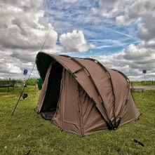 KWO Fieldtest: Fox Retreat+ 1-man Dome – Jordy op 't Hof
