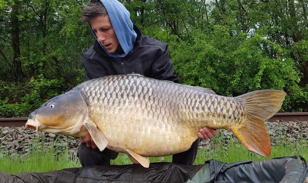 Fish of a Lifetime – Belgische kanaalbak voor Jochen Kenens