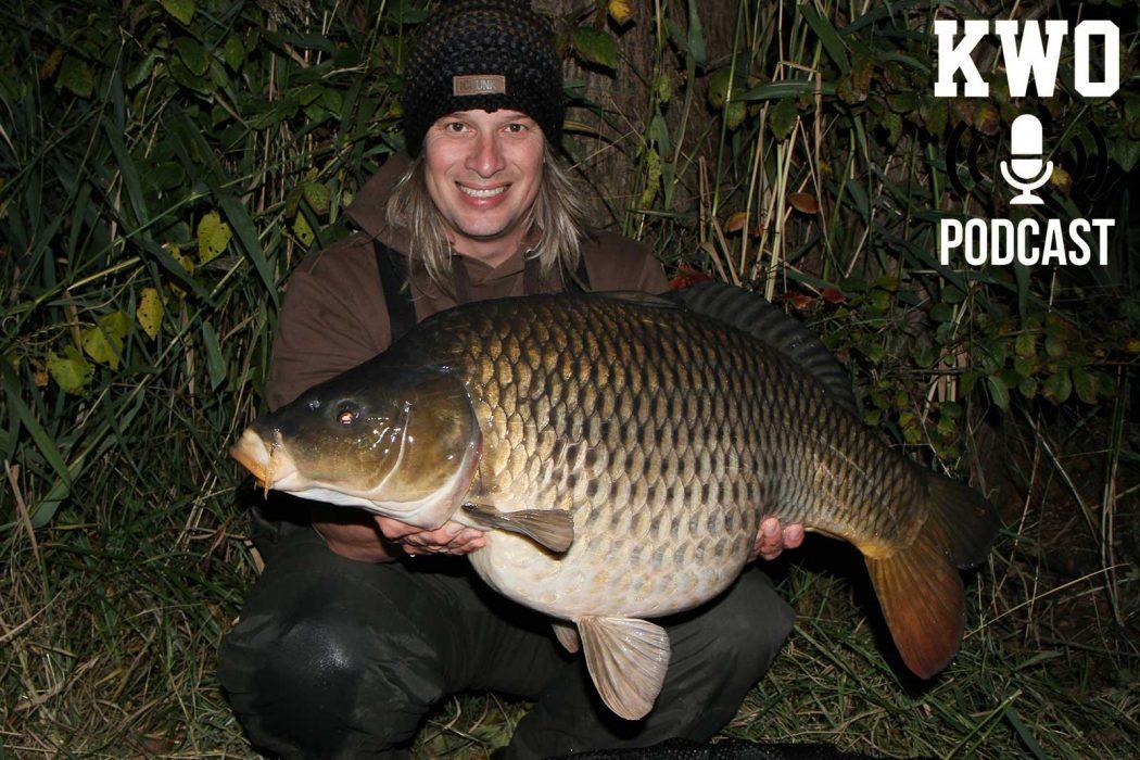 KWO Podcast #22 – Roelof Schut over kanaalvisserij, vissen in de 20e eeuw, de start van de sportvisacademie en het regisseren van je eigen (vissers)geluk