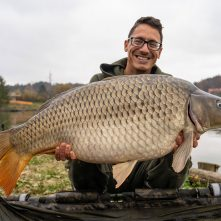 Fieldtest in de modder: Pilaar & Hofman over twee Shimano carp care items