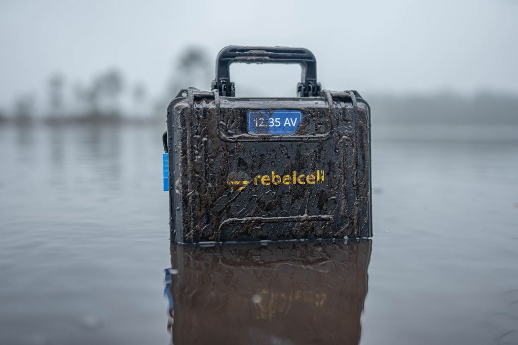 KWO Fieldtest: Rebelcell Outdoorbox 12V35 AV – Robin Bulters