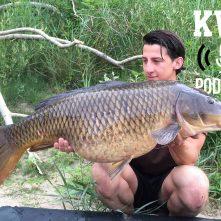 KWO Podcast #29 – Marco Nap over zijn loopbaan in de hengelsport, sporten, aas en rigs!