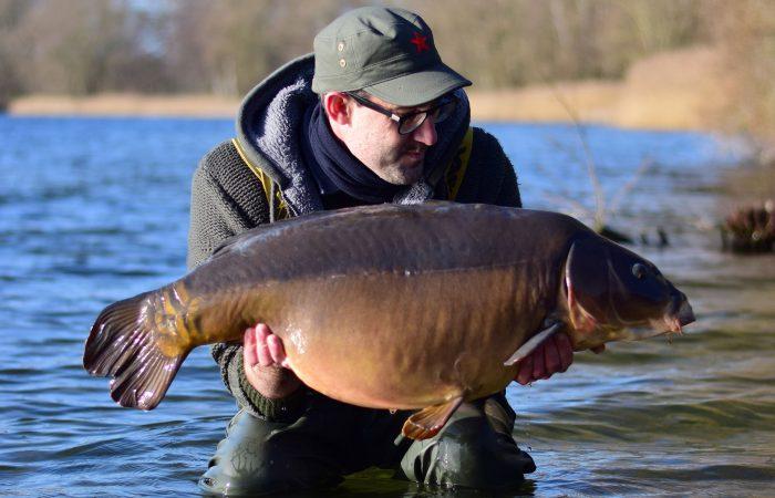 Master de Maand – Januari – Slim en effectief wintervissen